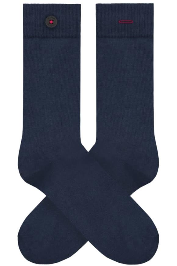 Socken in navy