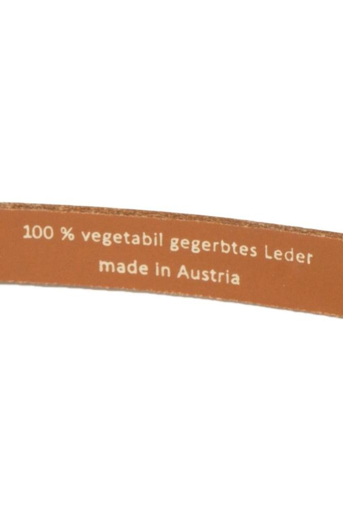 Alma & Lovis Gürtel Schmal Camel 3