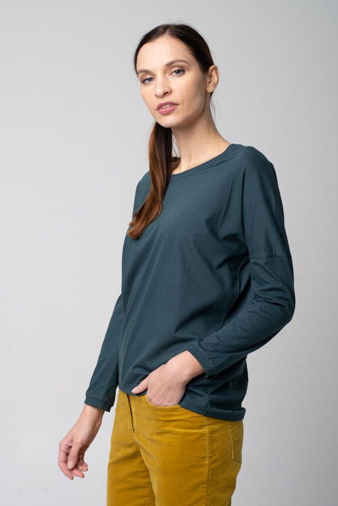 Alma Lovis Loose Shirt Zeder 1