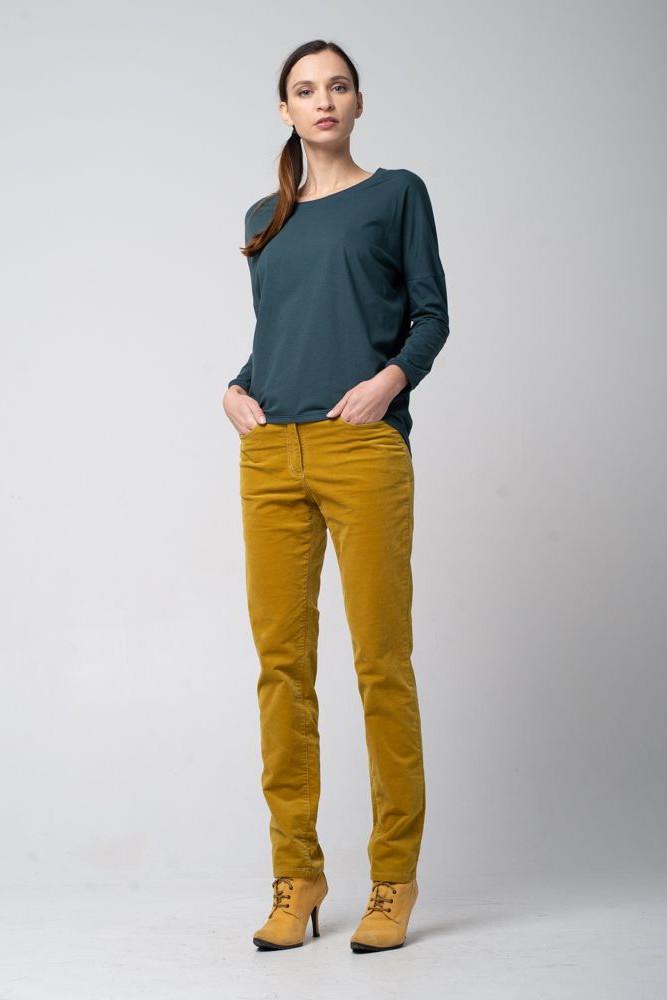 Alma Lovis Loose Shirt Zeder 3