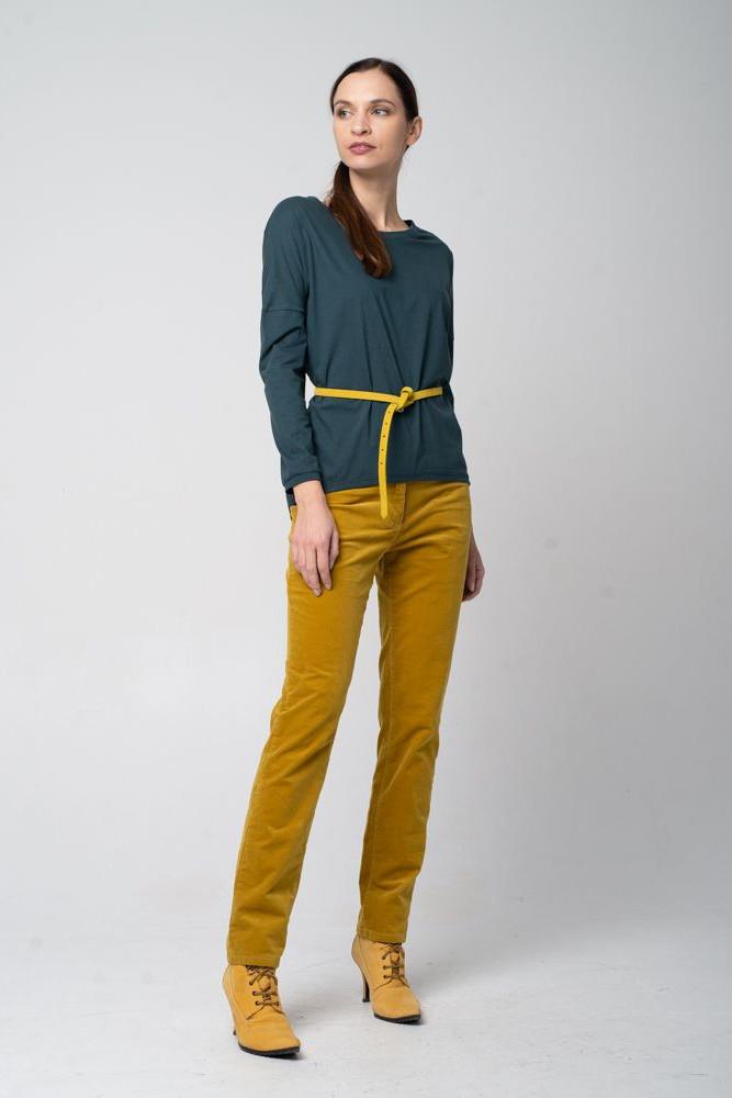 Alma Lovis Loose Shirt Zeder 4