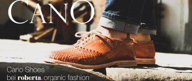 Meet the Designer Cano Shoes bei roberta organic fashion