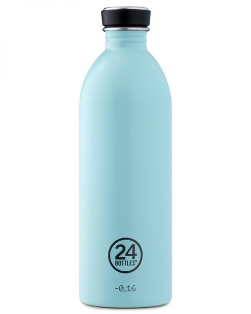 24bottles Trinkflasche cloud blue 1 liter