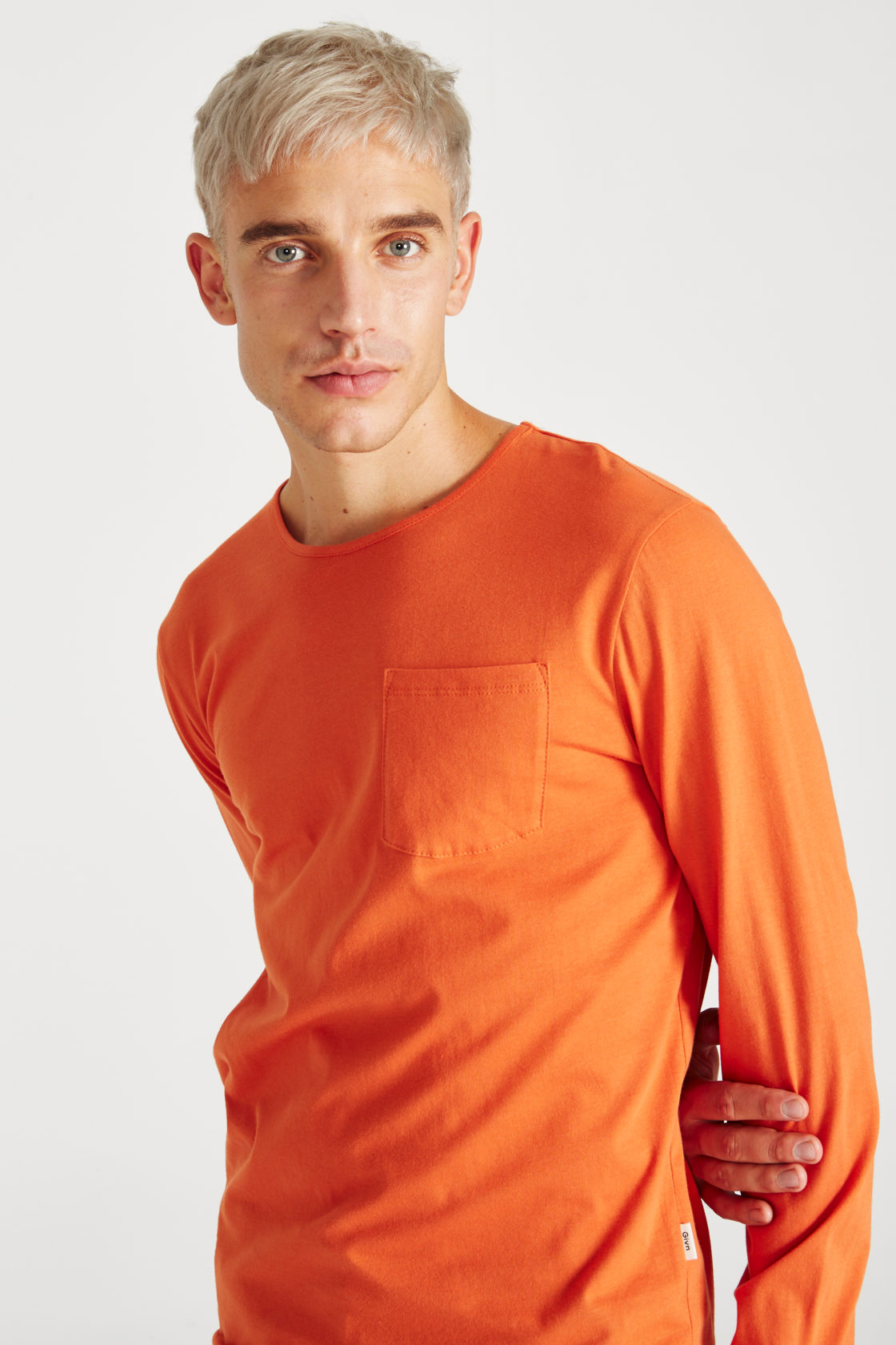 Givn Longsleeve Reuben Orange 1