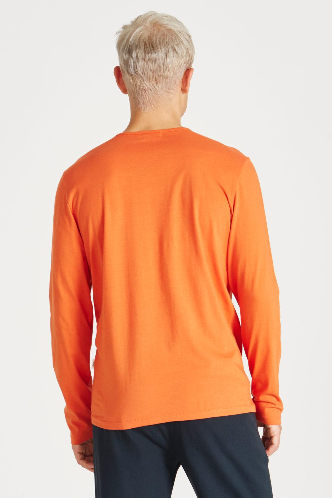 Givn Longsleeve Reuben Orange 2