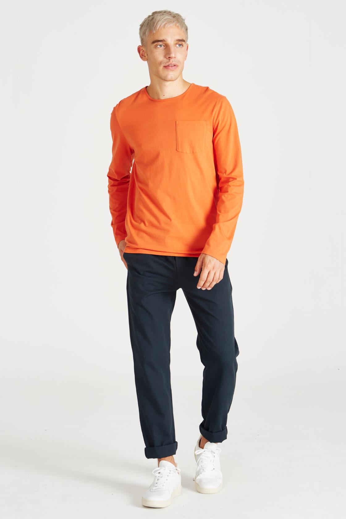 Givn Longsleeve Reuben Orange 3