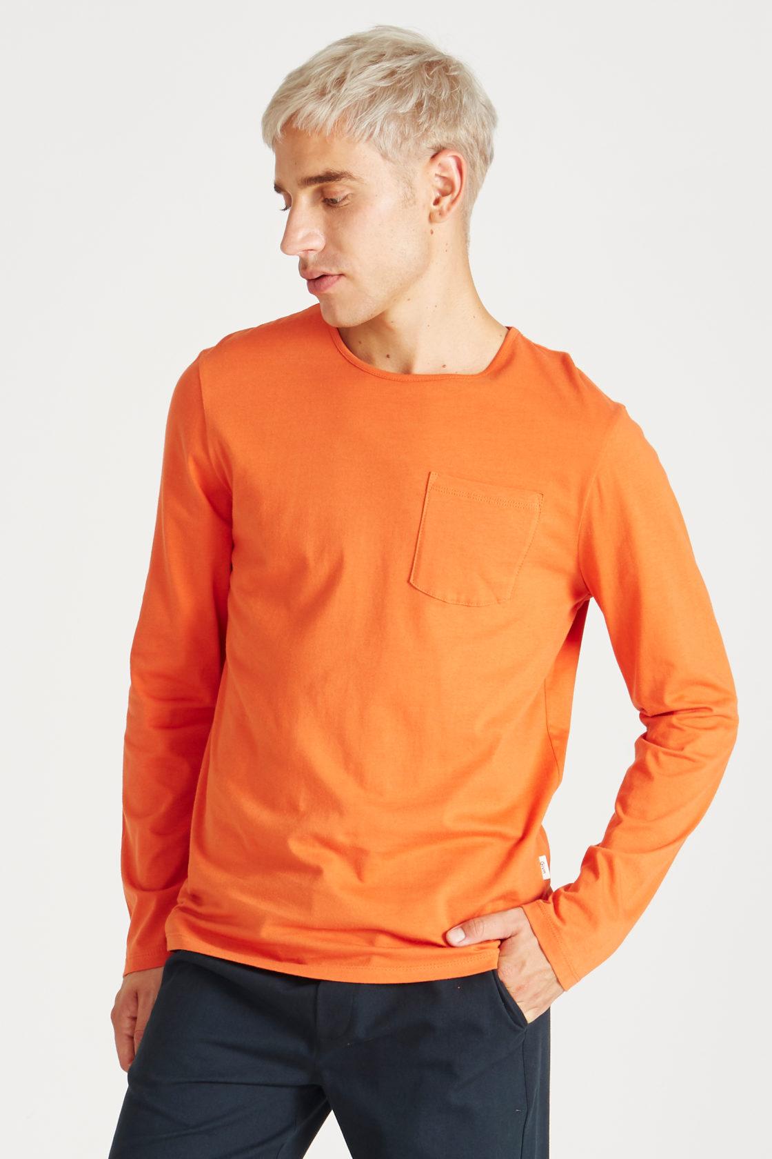 Givn Longsleeve Reuben Orange 4