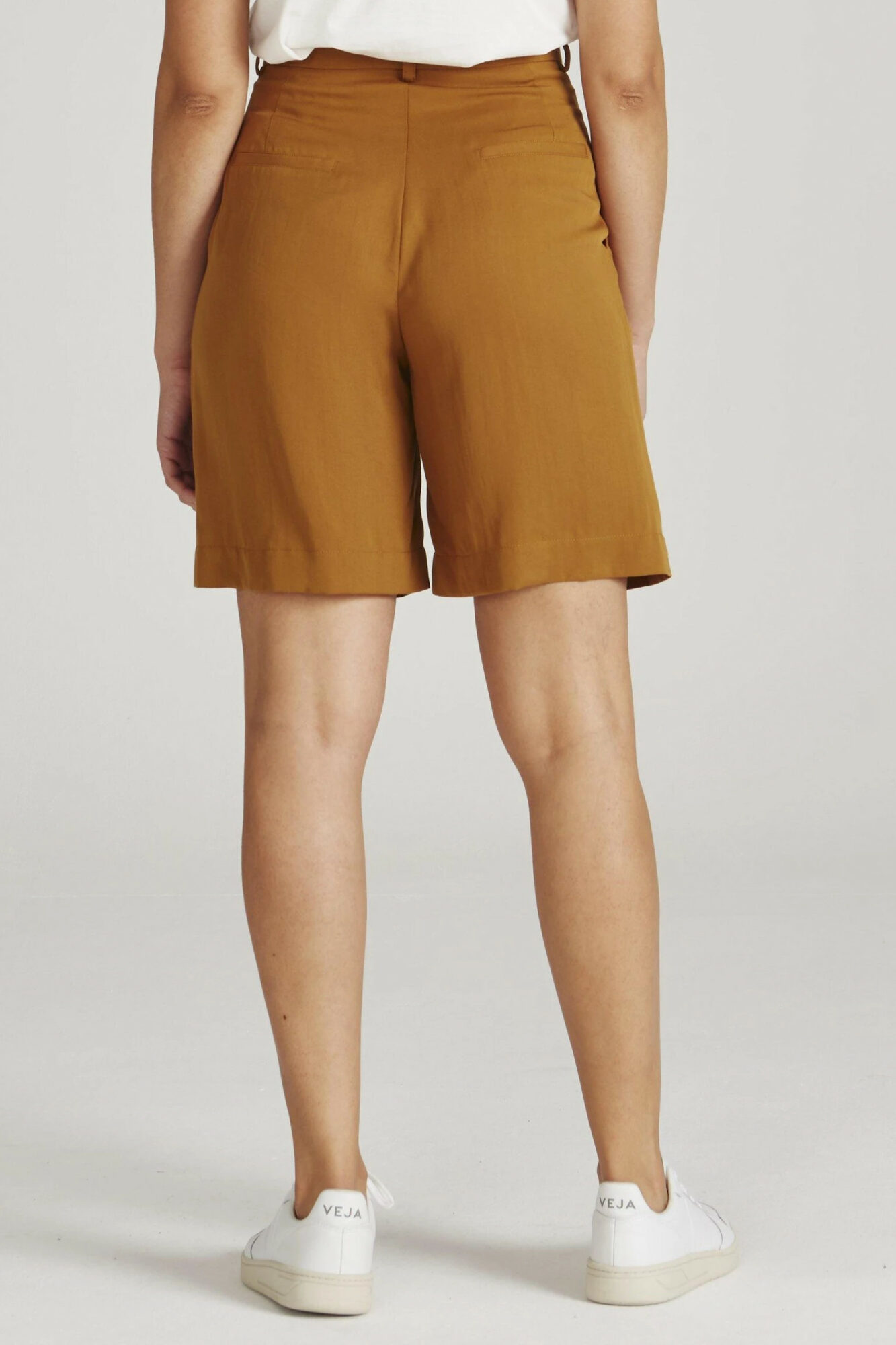 Givn Shorts Petra Rubber Brown 4