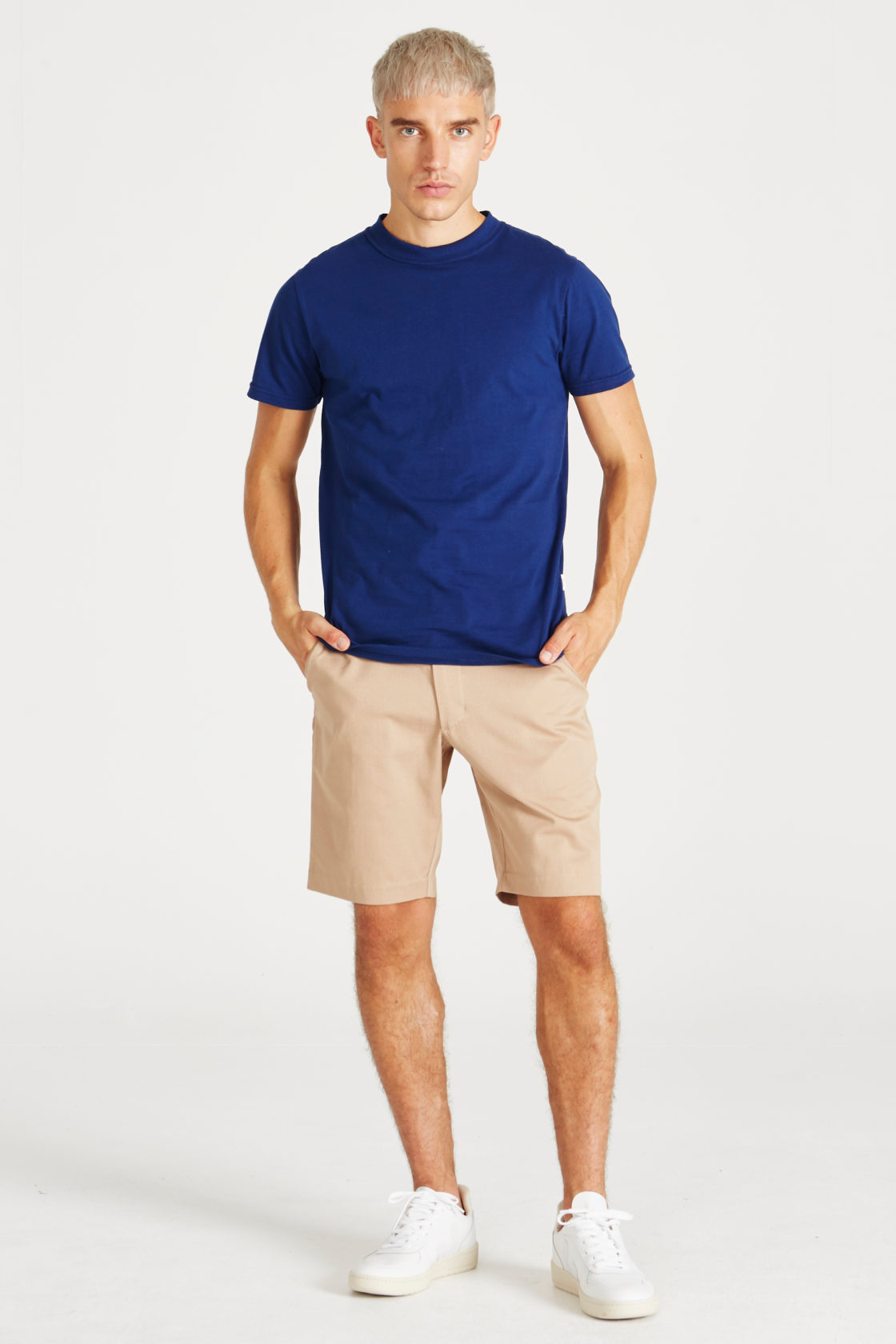 Givn T Shirt Colby Navy 3