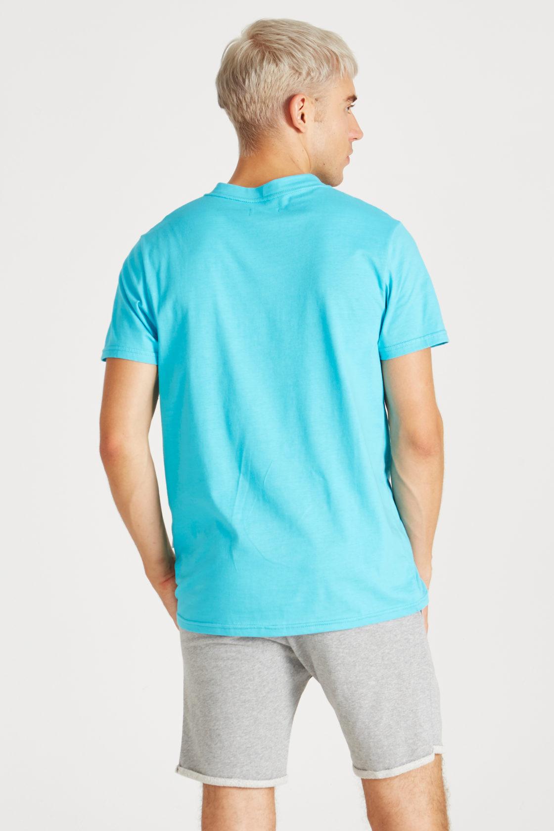 Givn T Shirt Colby Türkis 2