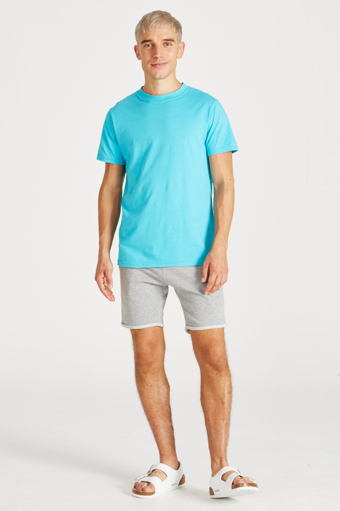 Givn T Shirt Colby Türkis 3