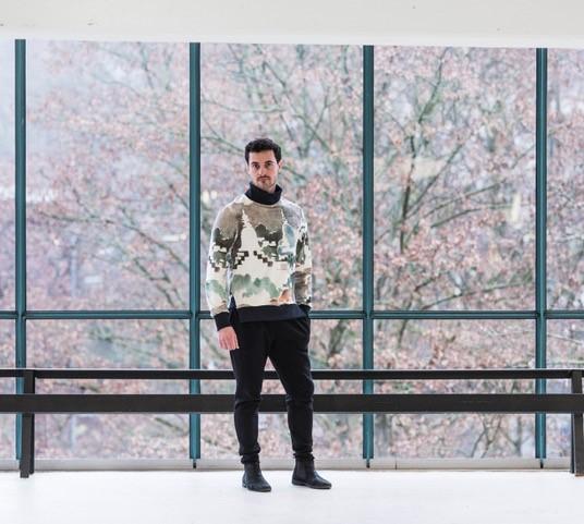 Nachhaltige Mode nach Vorbild von Paul Schneider Esleben in der Haniel Garage Düsseldorf