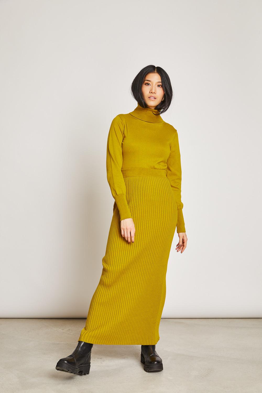 Jan N June Rolli Elsa Muddy Yellow