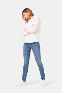 Skinny Jeans von Mud Skinny Lilly blau