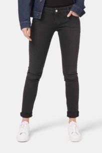 Skinny Jeans skinny Lilly von Mud in stone black schwarz