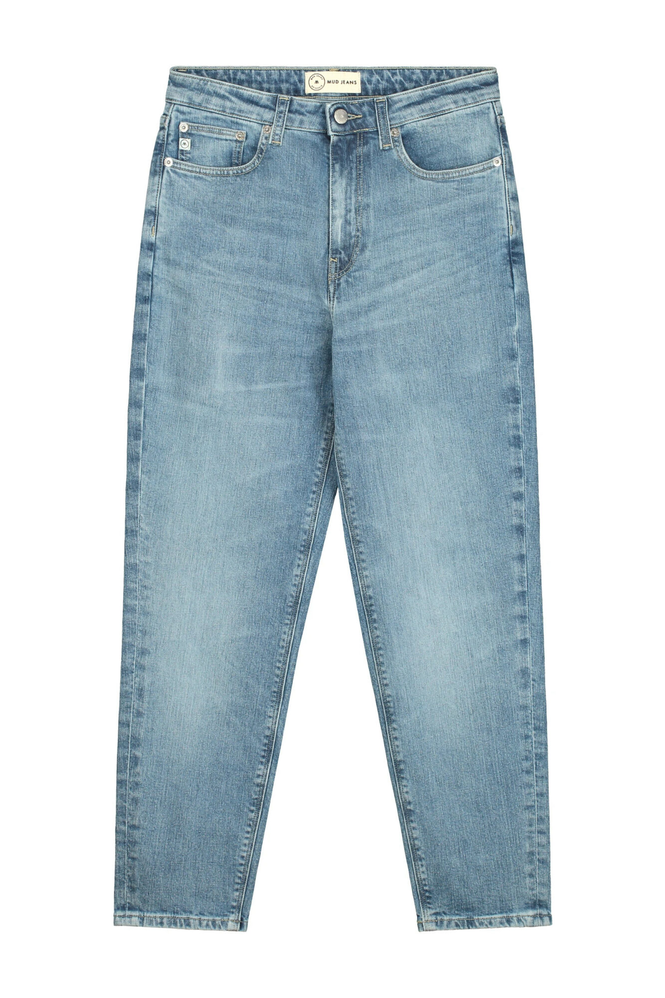 Mud Jeans Mams Stretch Old Stone