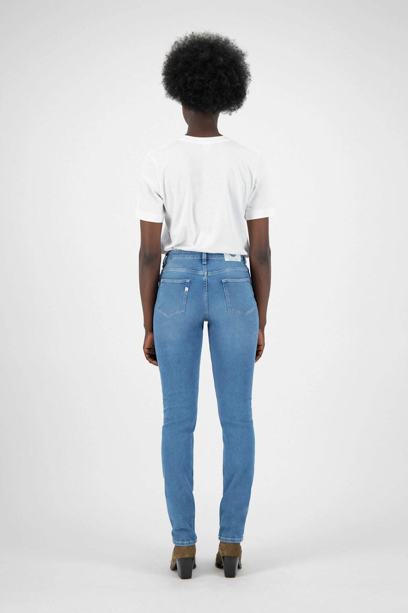 Mud Jeans Stretch Mimi Pure Blue 1