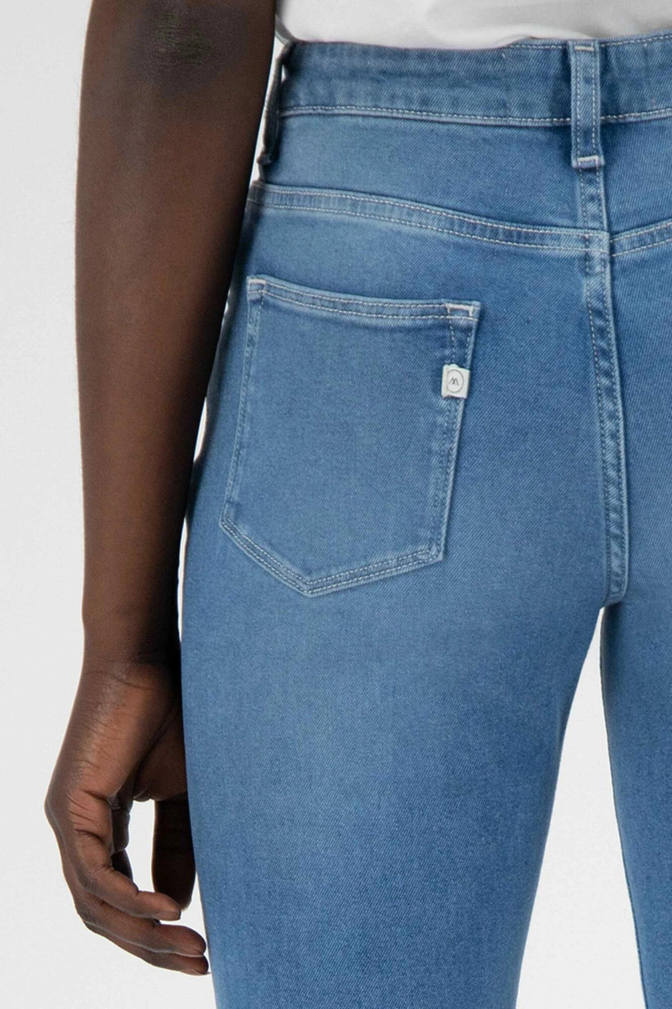 Mud Jeans Stretch Mimi Pure Blue 2