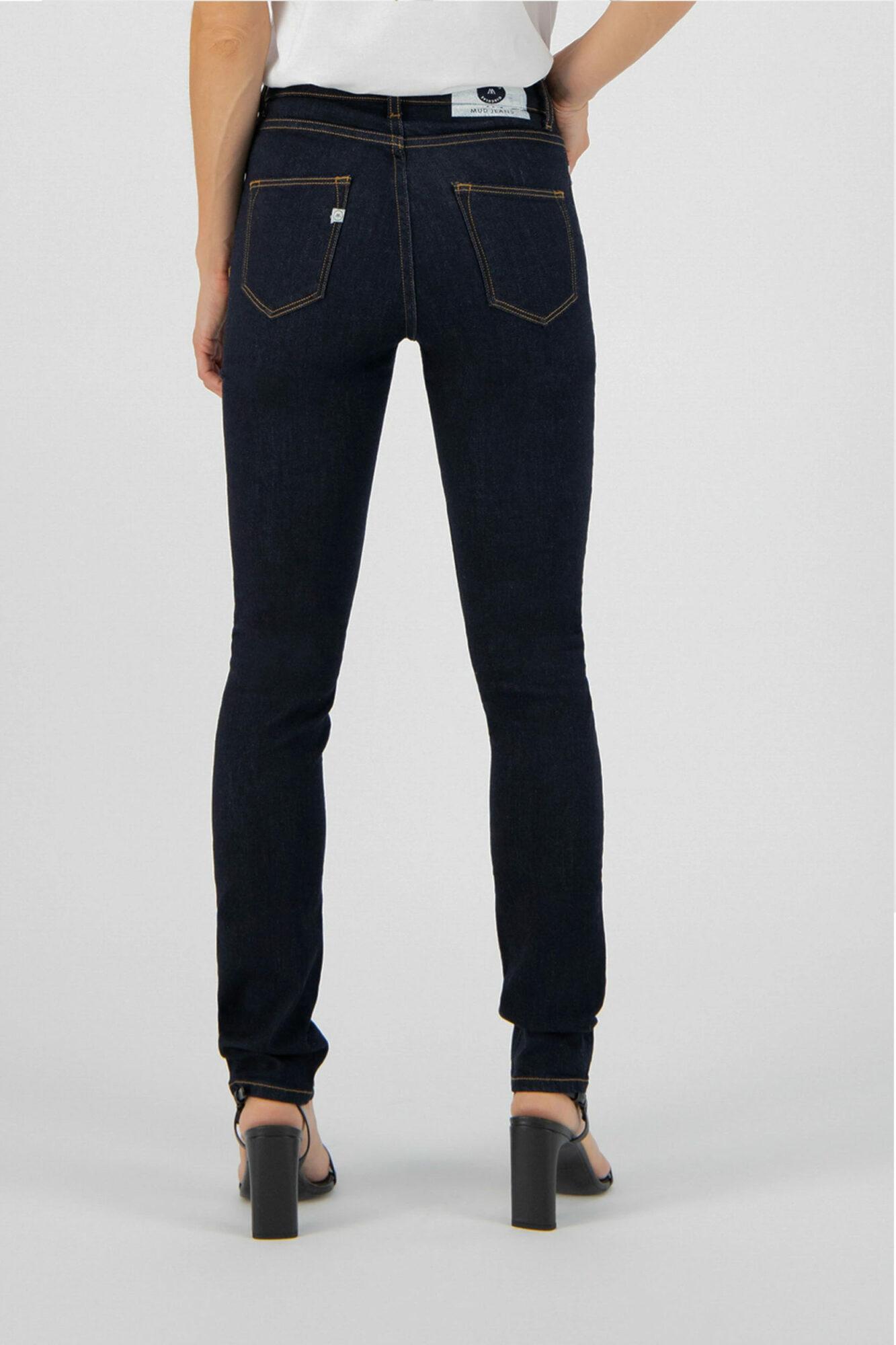 Mud Jeans Regular Swan Strong Blue 4
