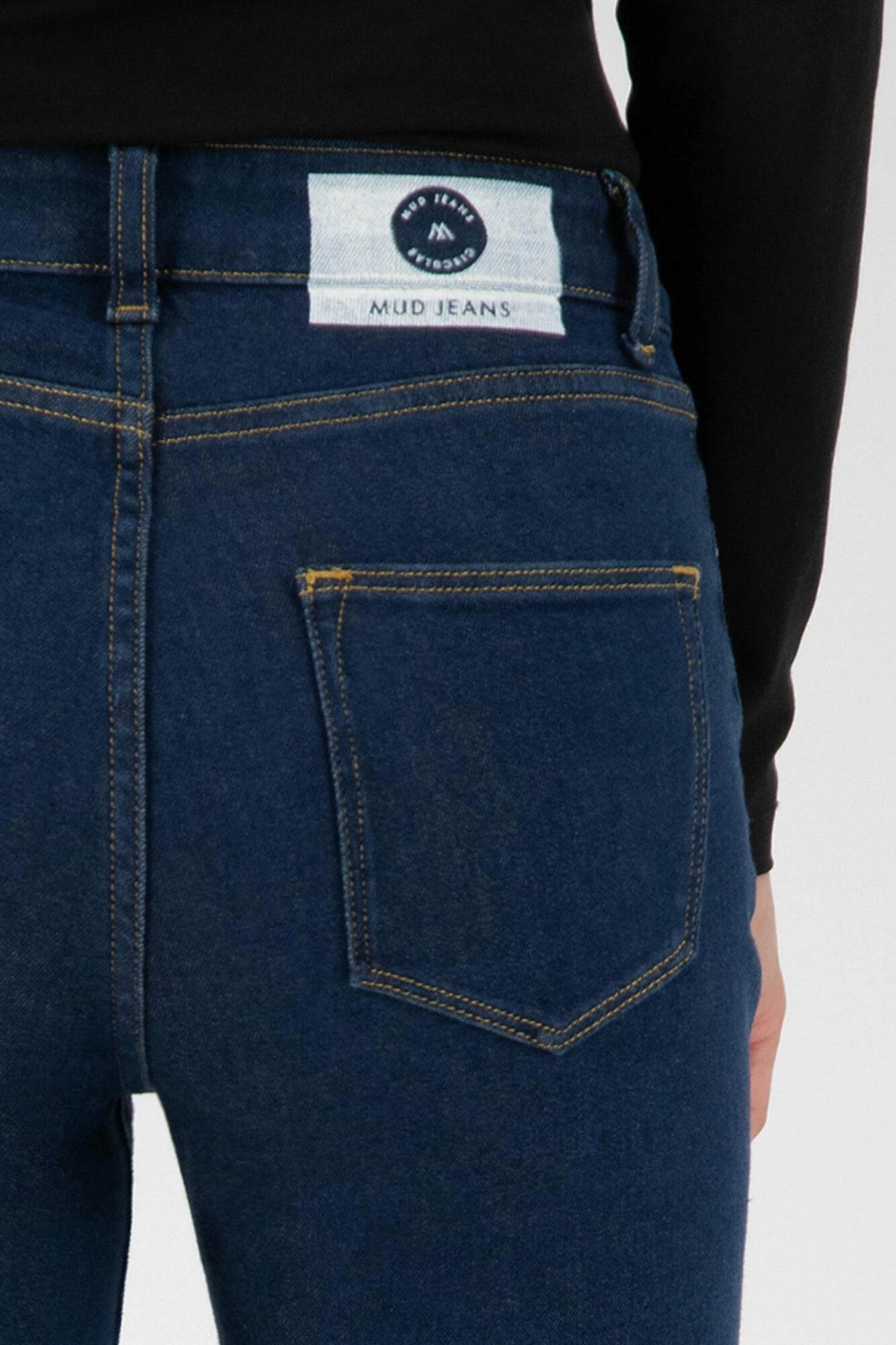 Mud Jeans Skinny Hazen Strong Blue 1