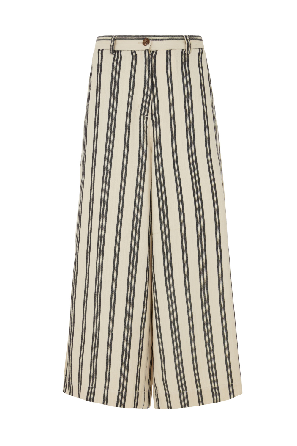 Peopletree Culotte Shauna Striped 5