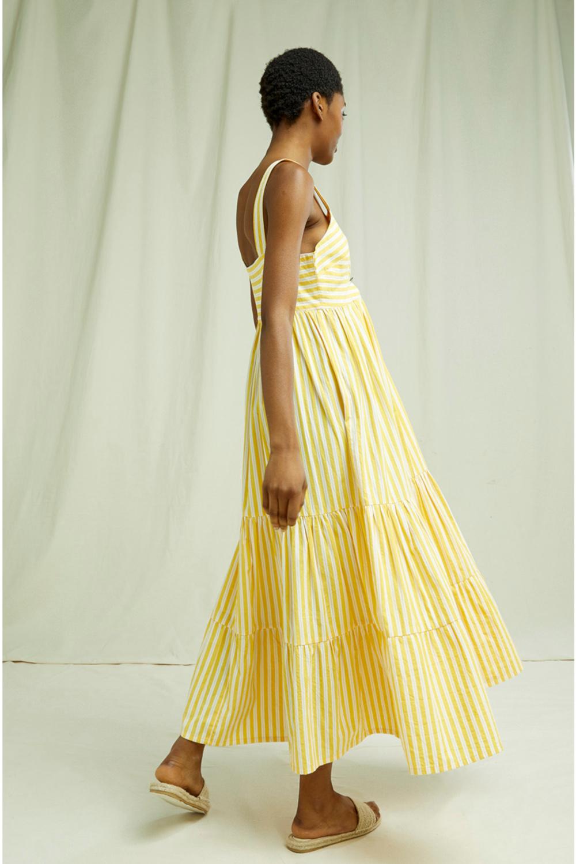 Peopletree Kleid Lea Striped 7