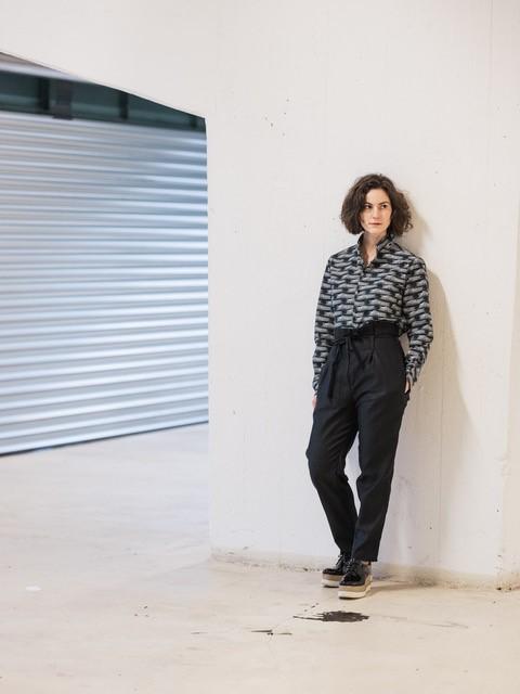Nachhaltige Mode von Sophia Schneider Esleben bei roberta organic fashion