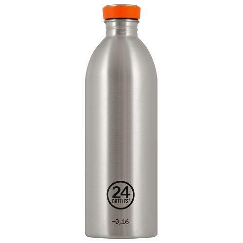 Flasche von 24bottles aus Edelstahl 1 Liter