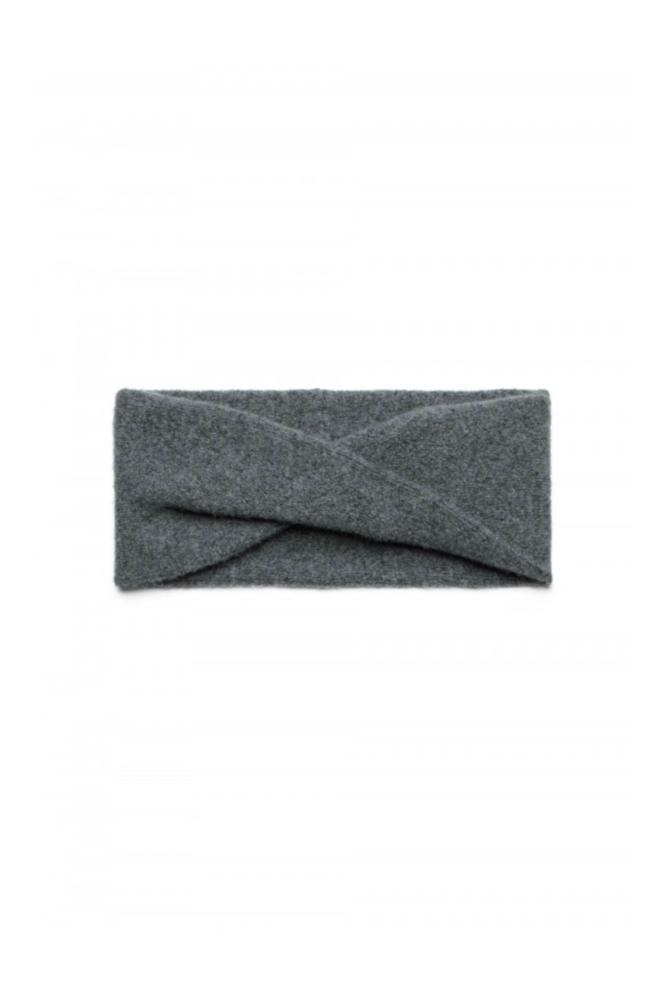 Stirnband Martiaa Grau 1