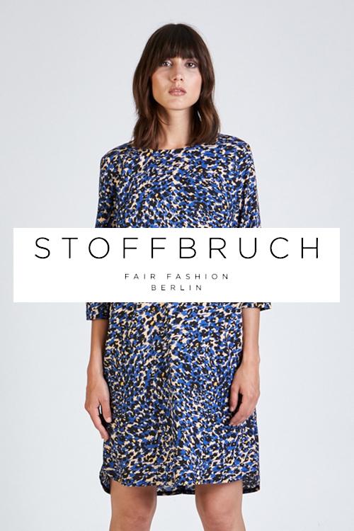 Stoffbruch Label