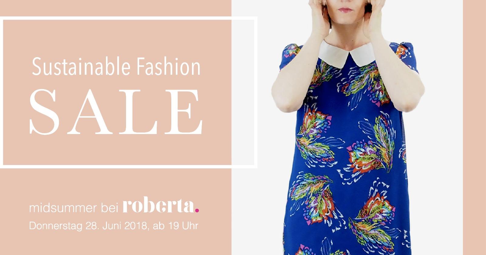 Sale mit Nachhaltige Mode in Düsseldorf zum Schnäppchenpreis