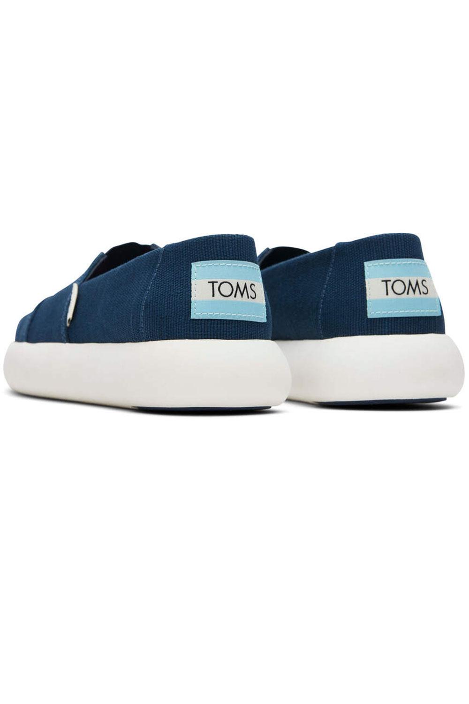 Toms Alpargata Mallow Blau 1