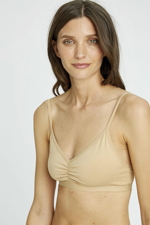 roberta oganic fashion Peopletree Bralette nude 2