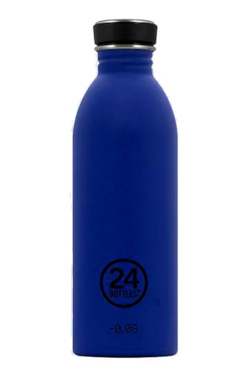 Trinkflasche von 24bottles in gold blue bei roberta organic fashion