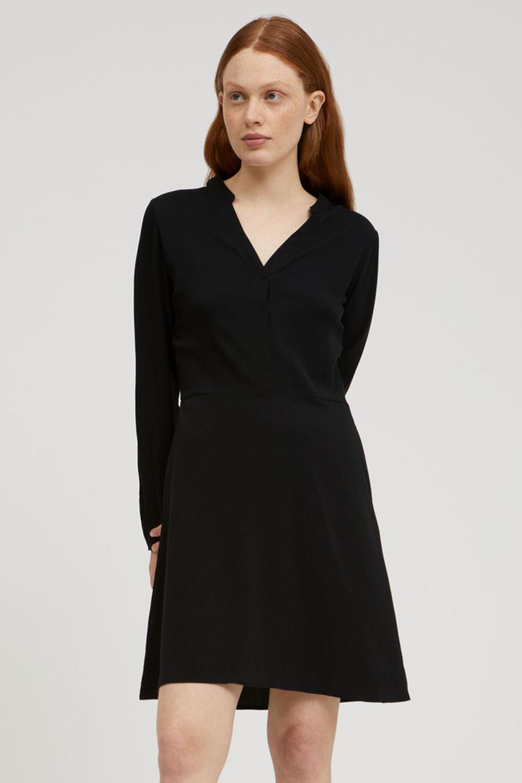 Armedangels | Kleid Ceylonaa schwarz