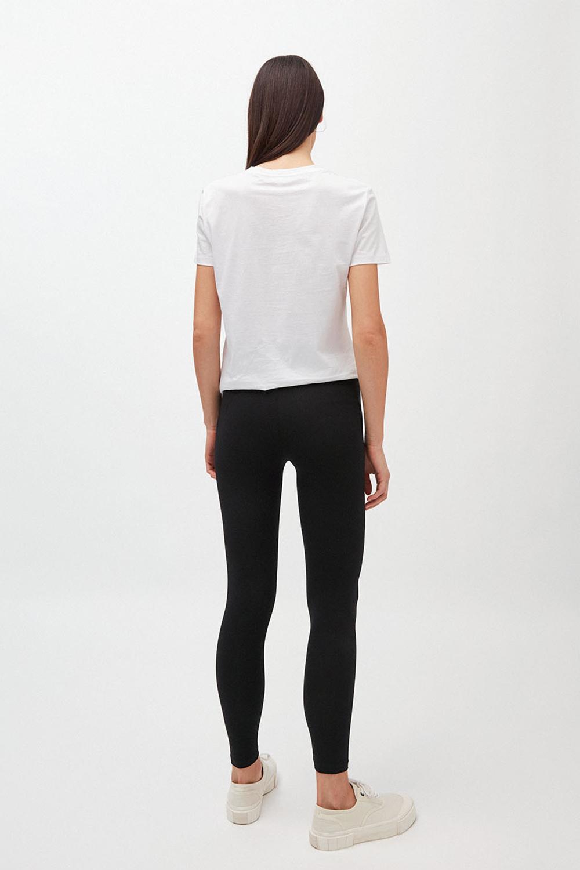 Roberta Organic Fashion Armedangels Leggings Shiva Black 1