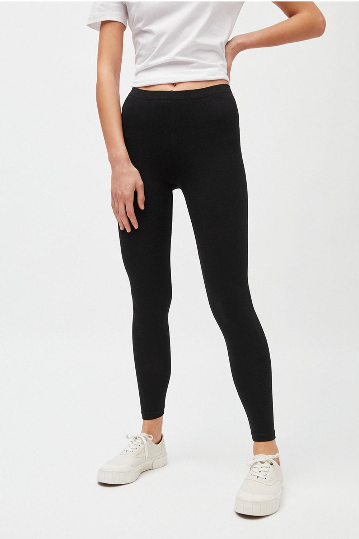 Roberta Organic Fashion Armedangels Leggings Shiva Black 2