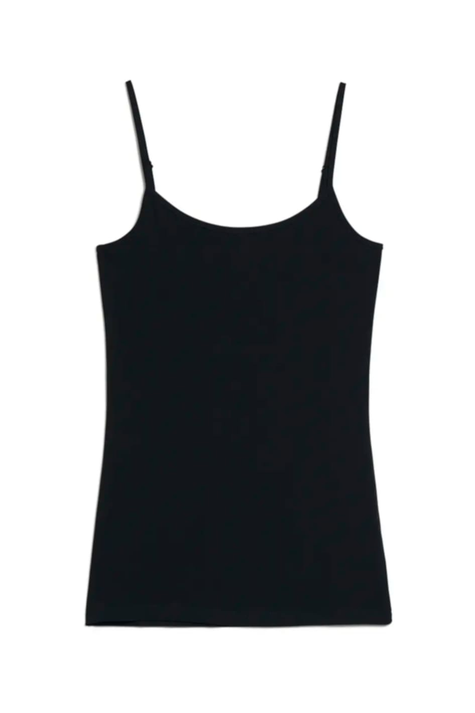 roberta organic fashion Armedangels Top Daani black 1