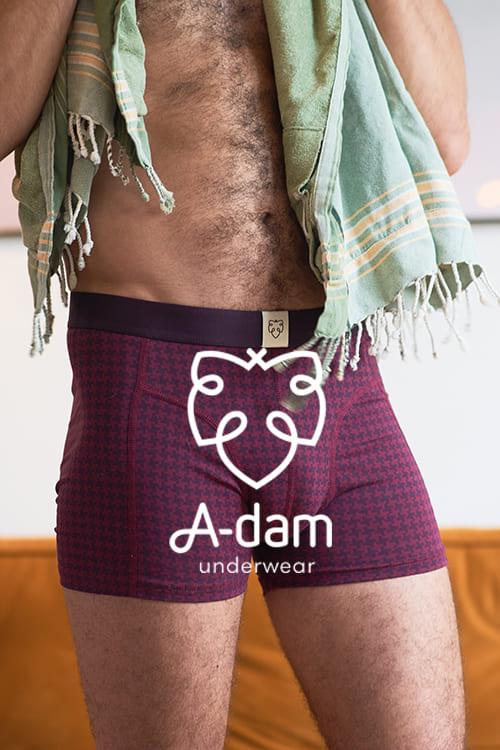 roberta organic fashion Düsseldorf Adam Underwear