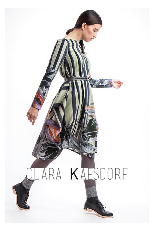 Clara Kaesdorf Mode bei roberta organic fashion