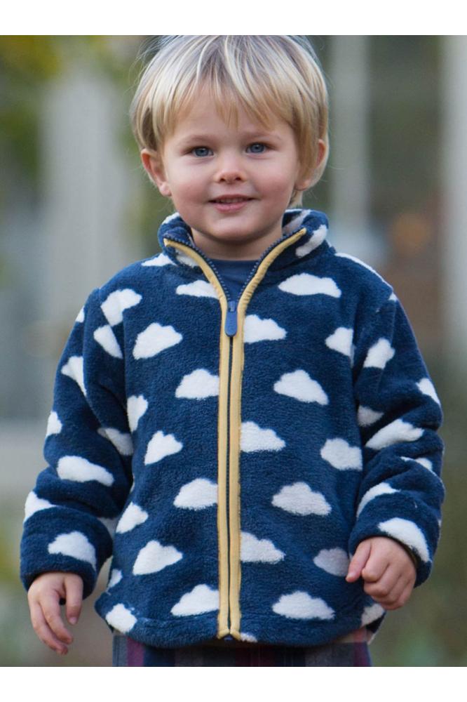 roberta organic fashion Düsseldorf Cloud Fleece für Kinder