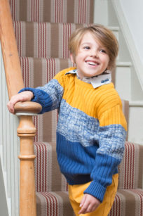 Kite Strickpulli für Jungs be roberta organic fashion