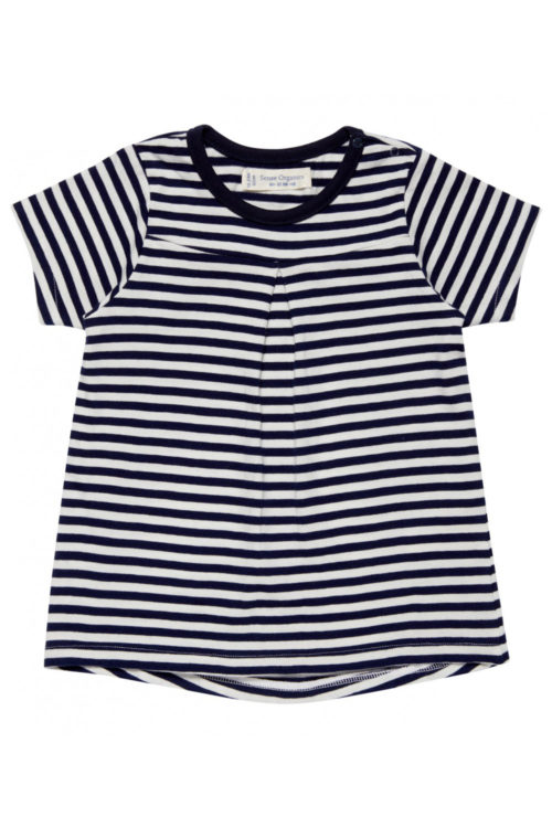 Gestreiftes Shirt für Mädchen
