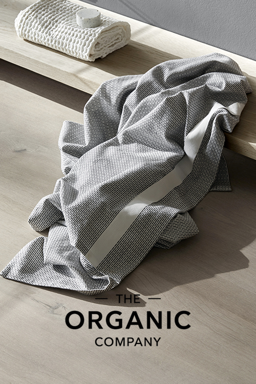 The organic company Handtücher Bad Küche Accessoires bei roberta organic fashion Düsseldorf