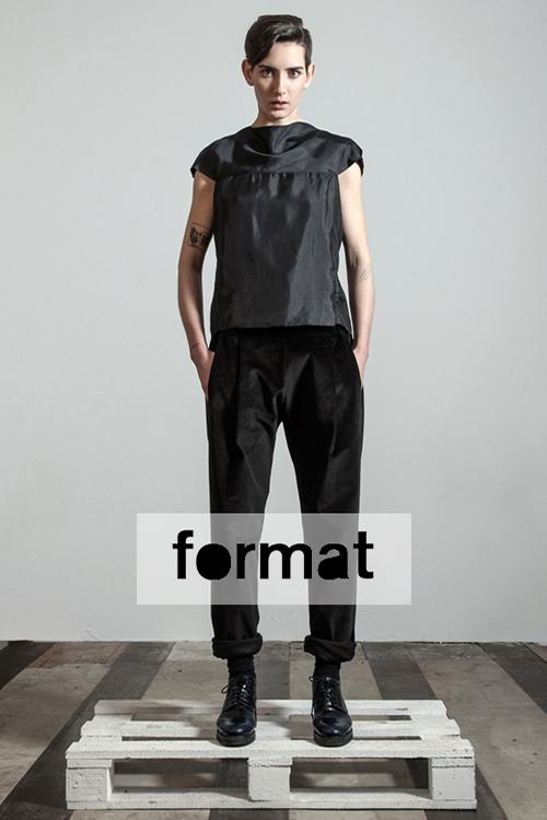 Roberta Organic Fashion Düsseldorf Format Berlin Label 2