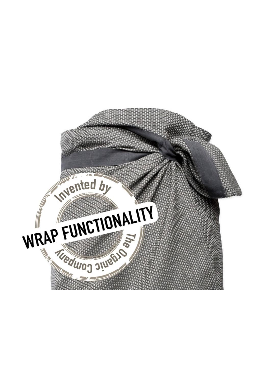 roberta organic fashion Handtuch Biobaumwolle Organic Company Wrap
