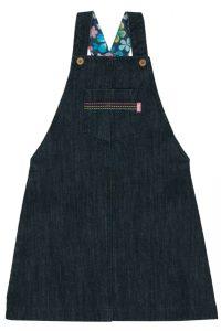 Jeans Kleid für Mädchen bei roberta organic fashion Düsseldorf
