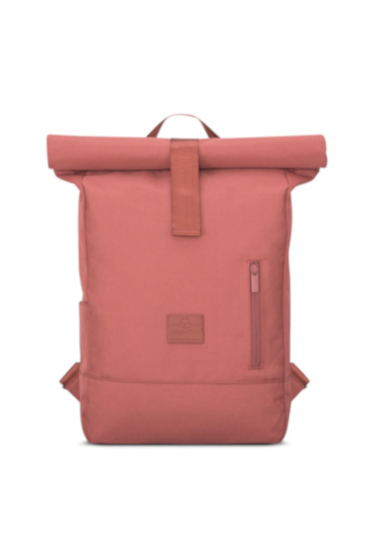 Johnny Urban| Rolltop Rucksack Robin in rot