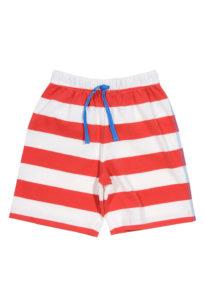 Shorts mit Streifen für Jungs