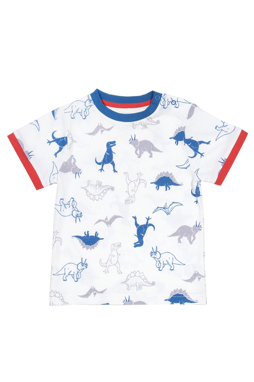 Shirt mit Dino-Print für Jungs
